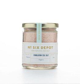 No. Six Depot NDS FAD - Himalayan Organic Sea Salt