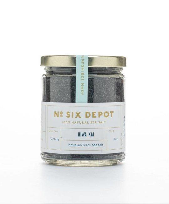 No. Six Depot Hiwa Kaii Sea Salt