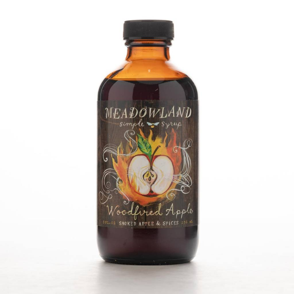 Meadowland Woodfired Apple Syrup (Smoked Apple and Spices)