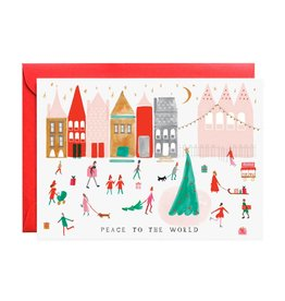 Mr. Boddingtons Studio Peace to the Whole World, Set of 6