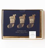 Katie Leamon Gold Stockings