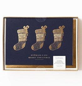 Katie Leamon KLGCHO0002 - Gold Stockings