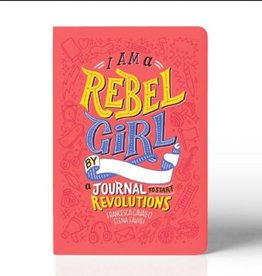 Timbuktu Labs I Am A Rebel Girl Journal