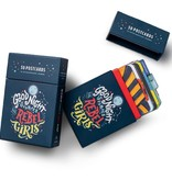 Penguin Random House Good Night Stories for Rebel Girls: 50 Postcards