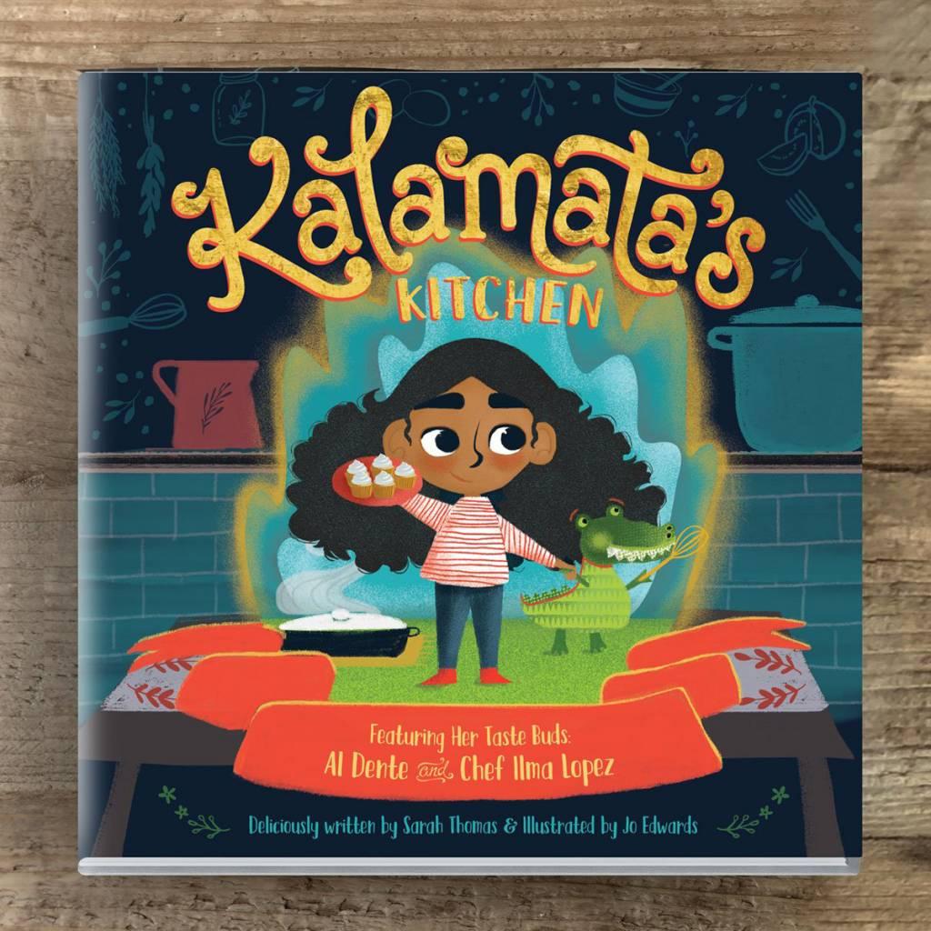 Kalamata's Kitchen Chef Ilma Kalamata's Kitchen Book 1