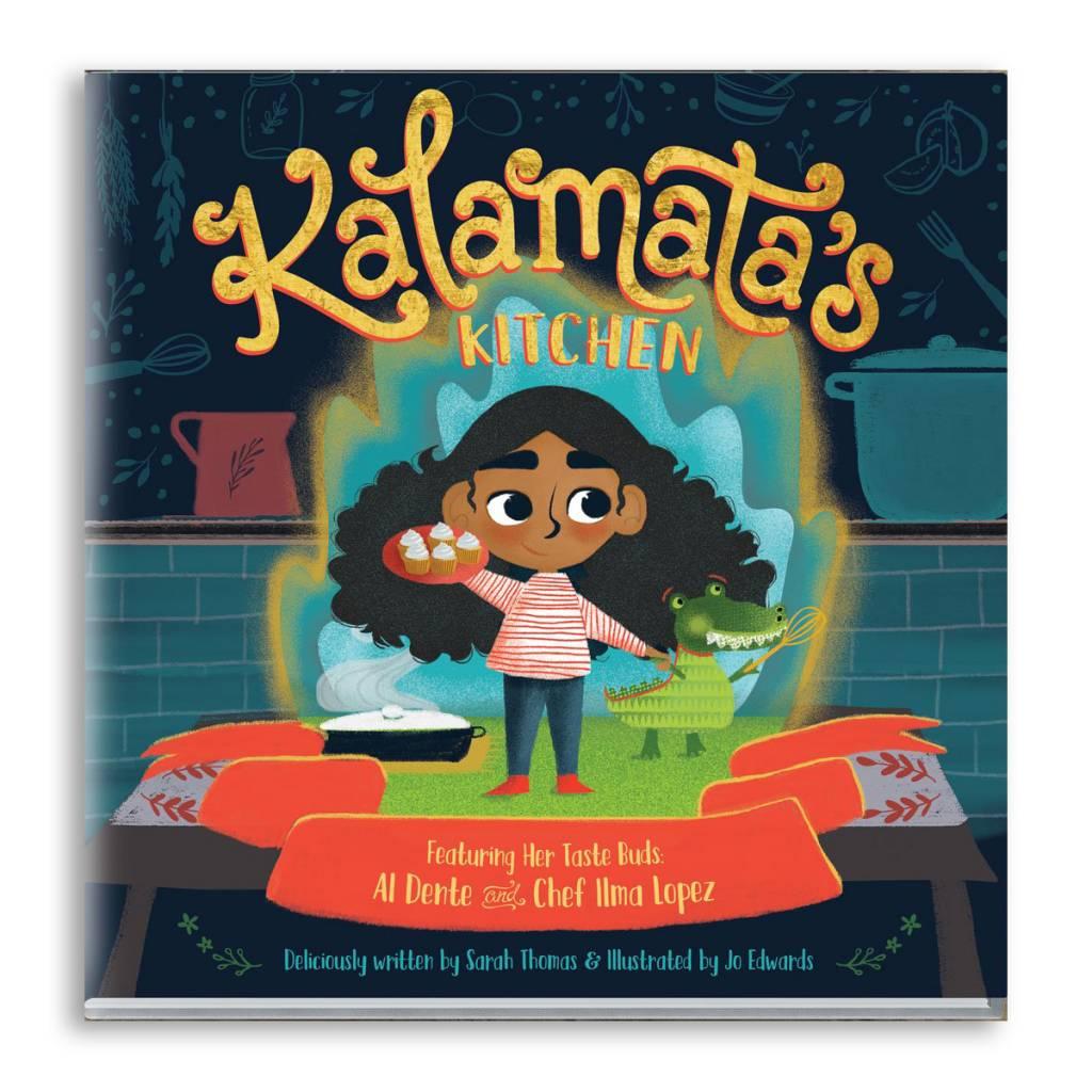 Kalamata's Kitchen KAKBO - Chef Ilma Kalamata's Kitchen Book 1