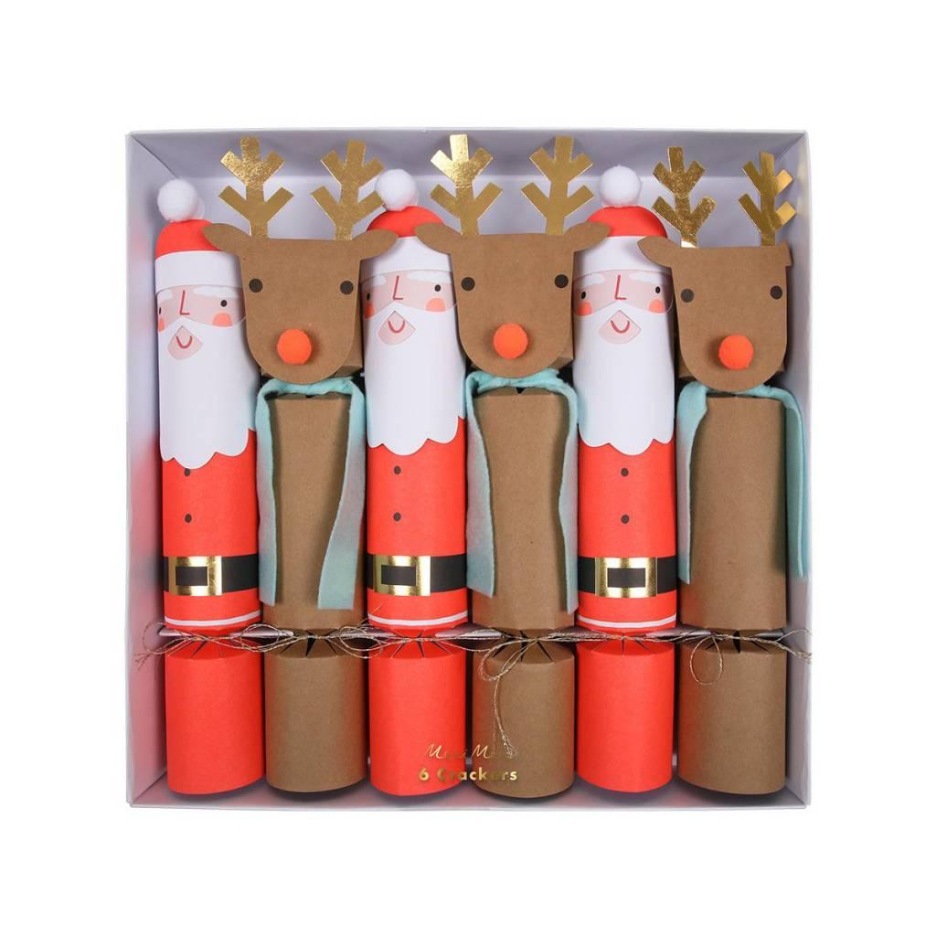 Meri Meri Santa Reindeer Crackers