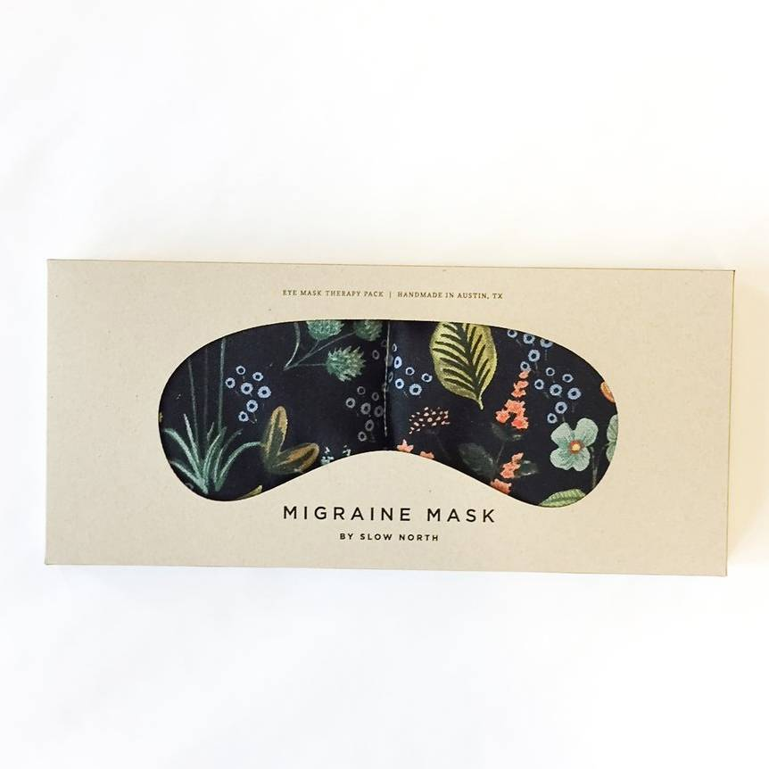 Slow North Herb Garden Eye Mask