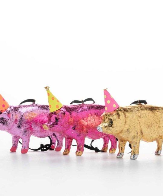 Cody Foster - COF Lucky Pig Ornament
