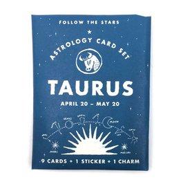 3 potato 4 3P4 LG - Astrology Card Pack - Taurus