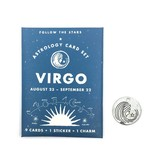 3 potato 4 Astrology Card Pack - Virgo