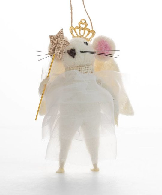 Cody Foster - COF Angel Mouse Ornament
