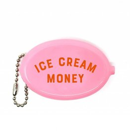 3 potato 4 3P4 LG - Ice Cream Money Coin Pouch Pink