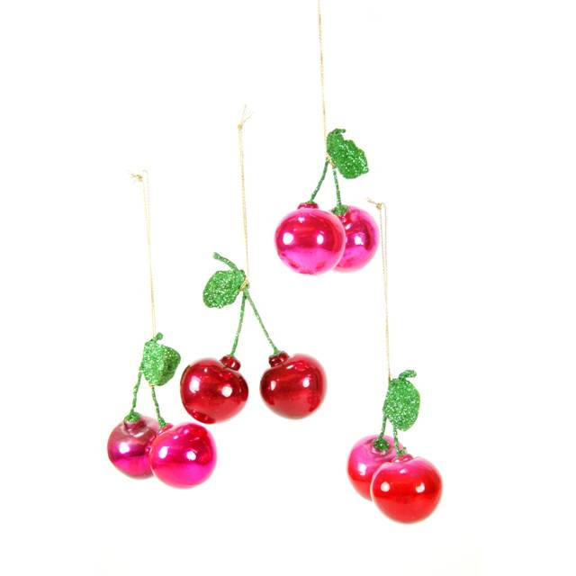 Cody Foster Orchard Cherry Ornament