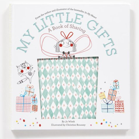 abrams My Little Gifts: A Book of Sharing (Growing Hearts)