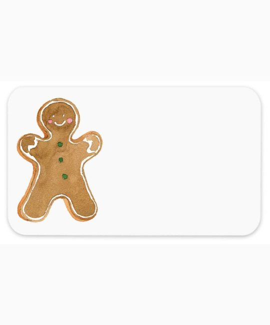 E. Frances Paper Studio - EF Gingerbread Little Notes