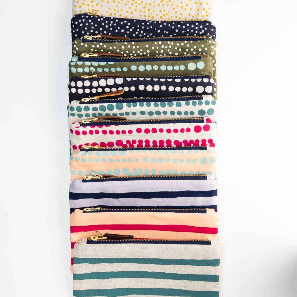 Erin Flett - ERF Pencil Pouch by Erin Flett