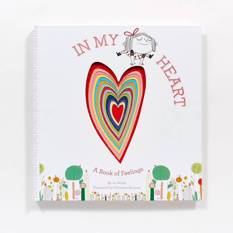 abrams ABBOCB - In My Heart Book