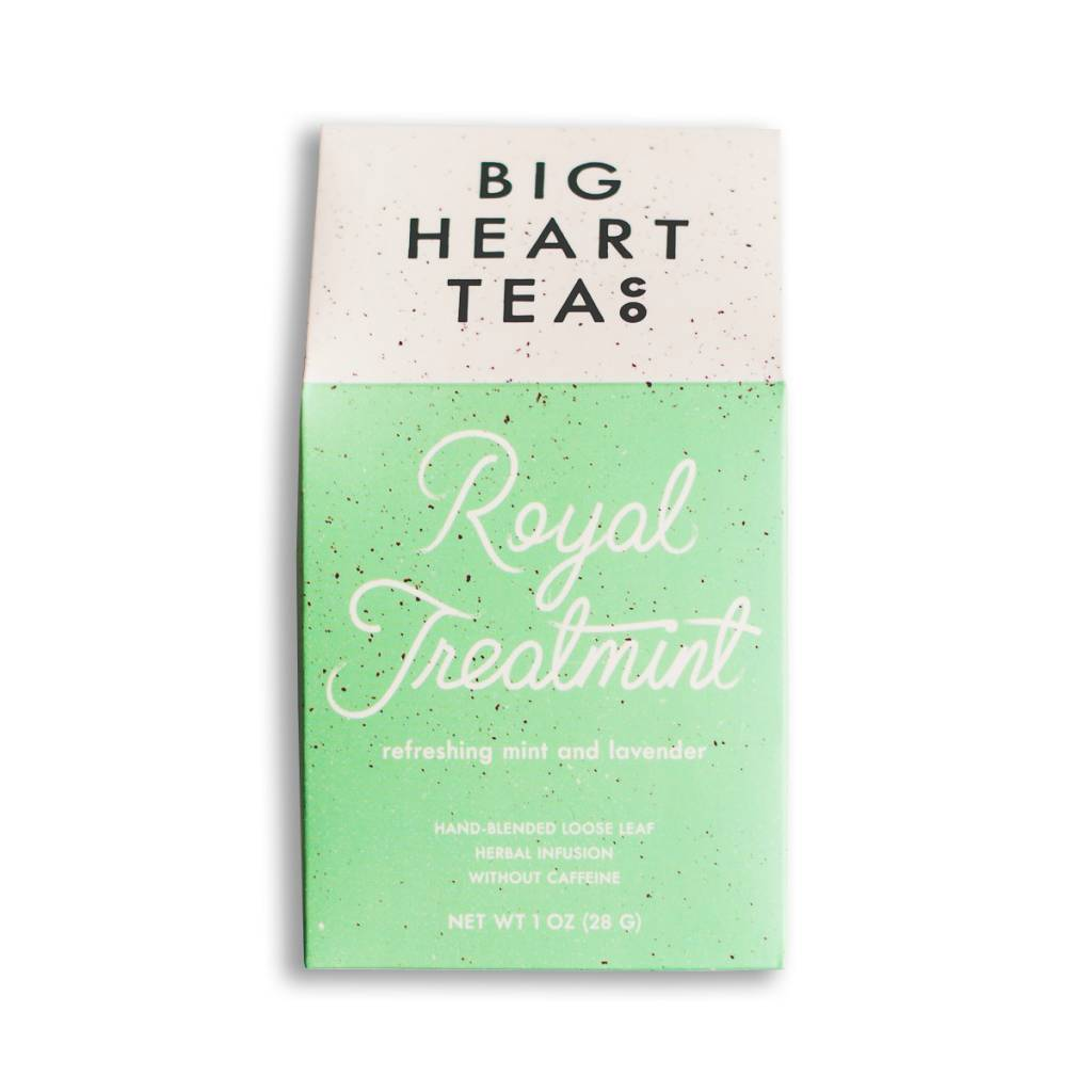 Big Heart Tea Royal Treatmint Tea