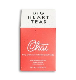 Big Heart Tea Chai Tea