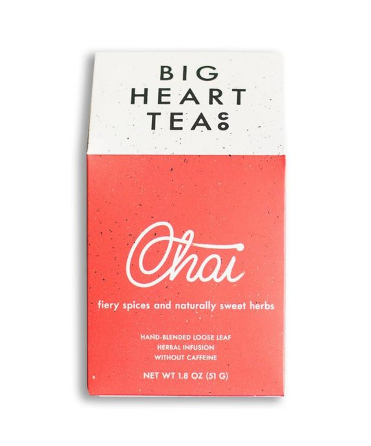 Big Heart Tea Chai Tea
