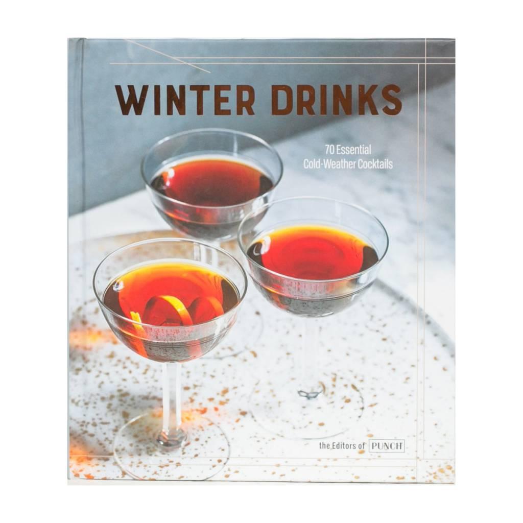 Penguin Random House PRHBORB - Winter Drinks