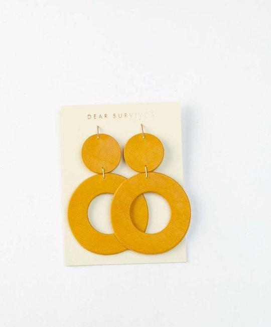 Dear Survivor - DS Marigold Stela Earrings