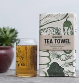 New Duds Vegetables Pint Glass & Tea Towel Set