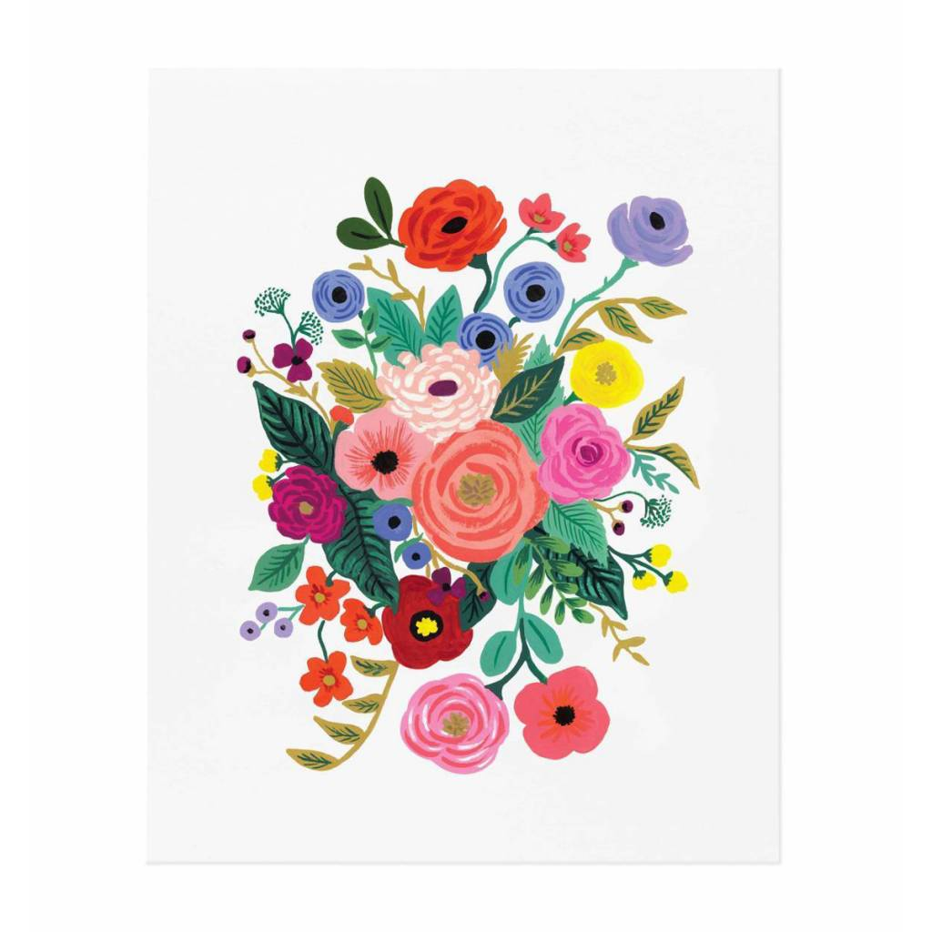 Rifle Paper Co. RPPR - Juliet Rose Print, 16x20