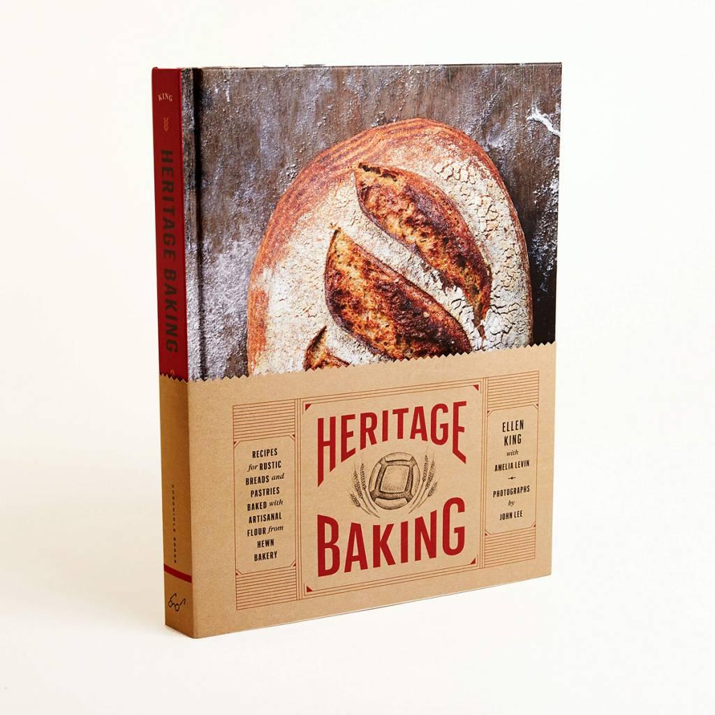 Chronicle Books Heritage Baking