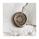 Stampitude Wildflower Wax Seal Stamp
