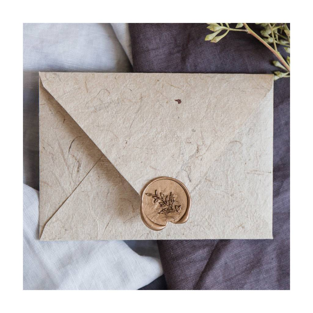 Stampitude Foliage Wax Seal Stamp