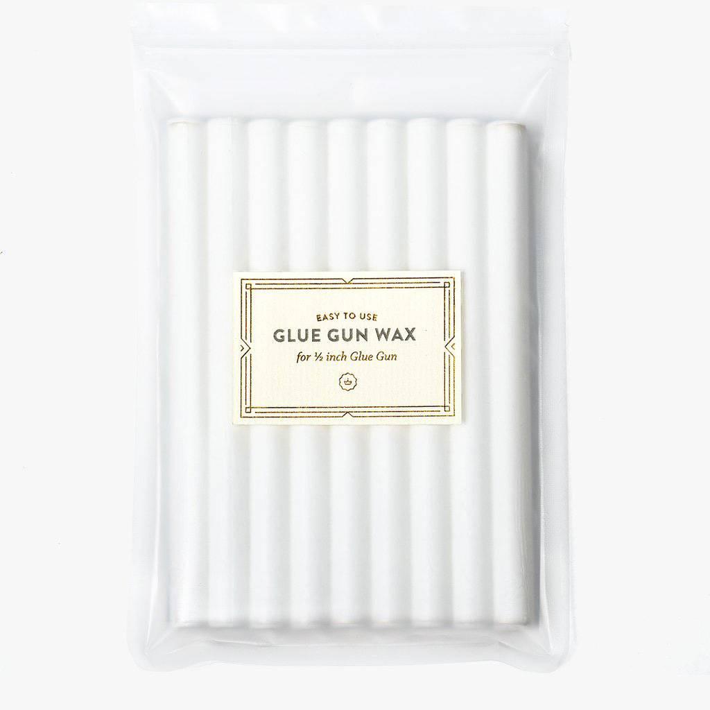Stampitude White Glue Gun Wax