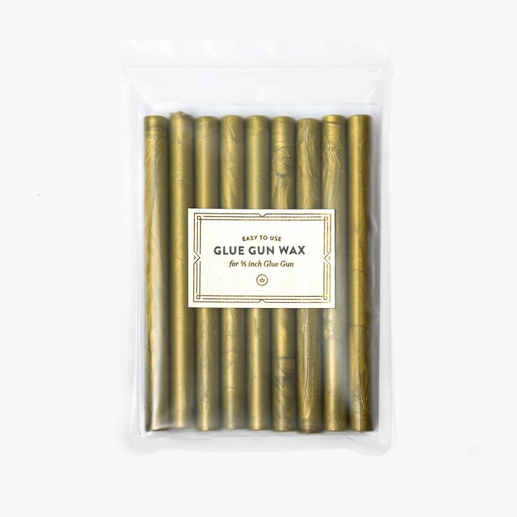 Stampitude Olive Green Glue Gun Wax