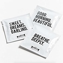 Happy Spritz Daily Essentials Trio Essential Towelette Mixed 30 Day Pouch