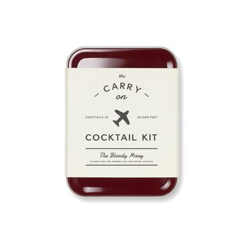 w and p design Bloody Mary Carry On Cocktail Kit