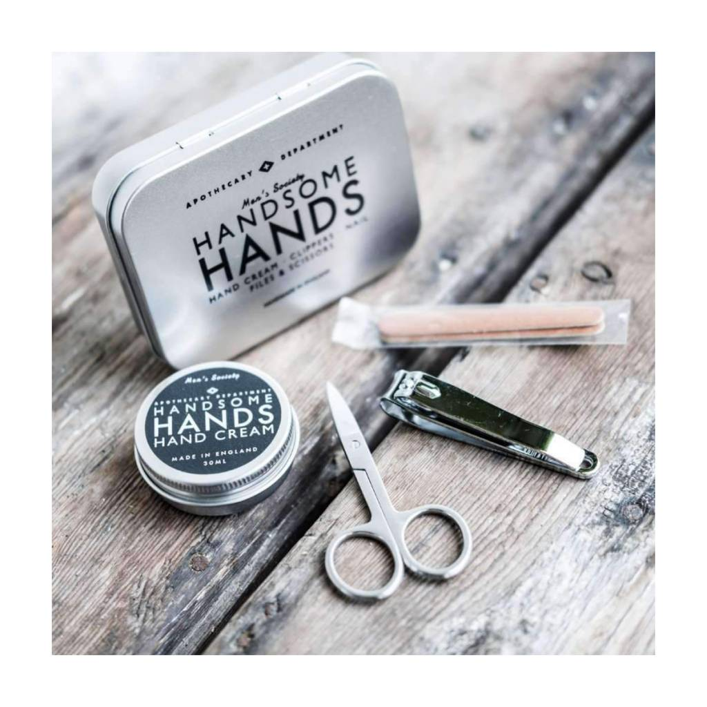 Men's Society Handsome Hands Manicure Kit