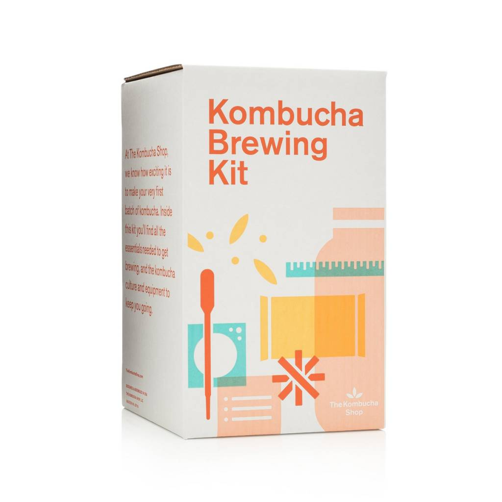 Kombucha Shop Kombucha Brewing Kit