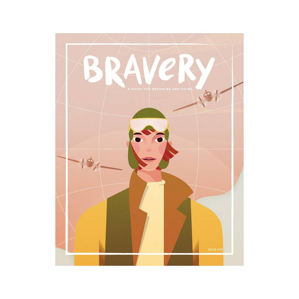 Bravery Magazine Bravery Issue Five: Bessie and Amelia