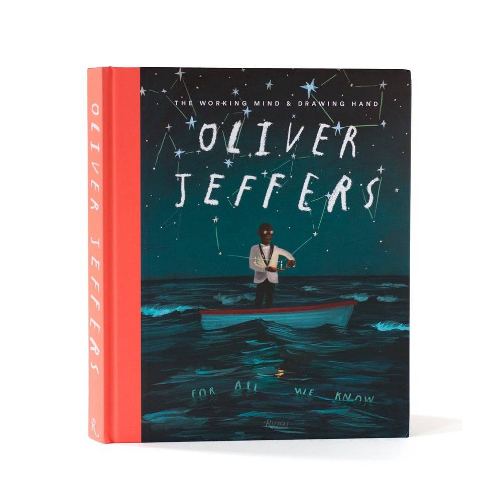 Penguin Random House Oliver Jeffers: The Working Mind and Drawing Hand