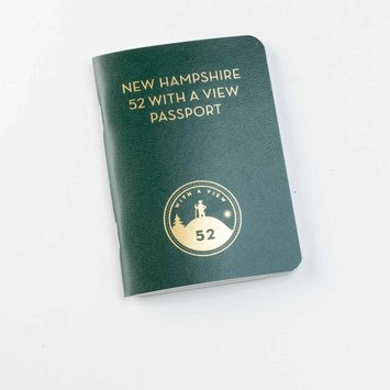 With Brio - WB WB NB - New Hampshire 52 With a View Passport Book