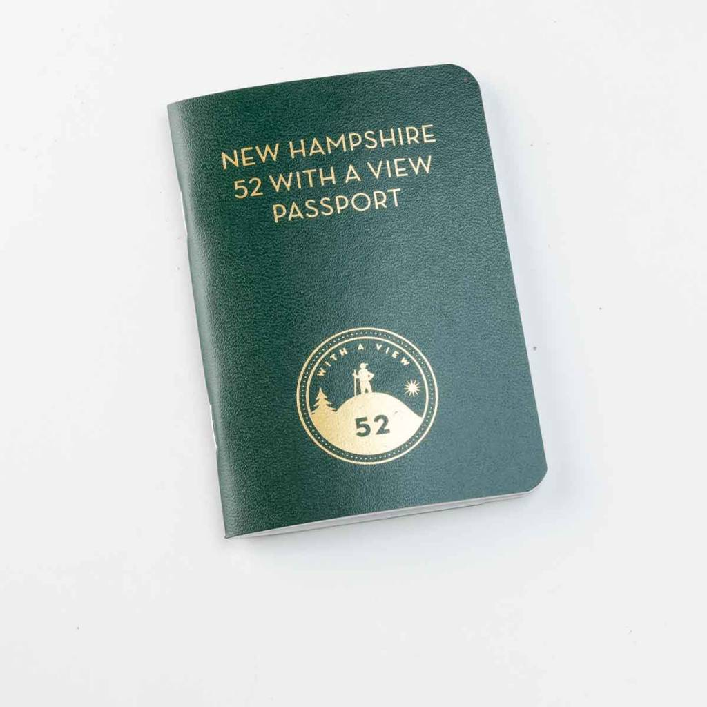 With Brio WBNB - New Hampshire 52 With a View Passport Book