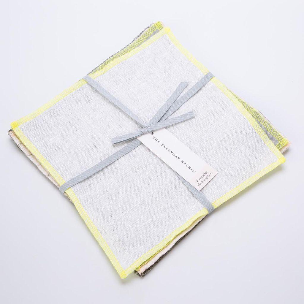 The Everday Napkin TEN LI - Ceres Linen Napkin Set