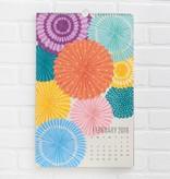 Waste Not Paper 2019 Wall Art Calendar