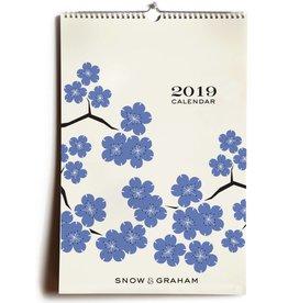 Snow and Graham SGCAWA2019 - 2019 Wall Calendar