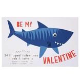 Meri Meri Shark Classroom Valentine Set