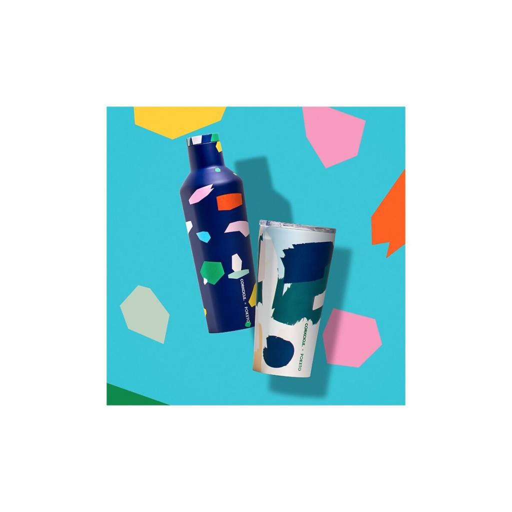 Corkcicle CO HG - Blue Confetti Canteen