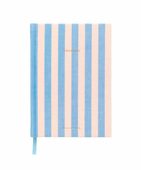 Rifle Paper Co. RP NB - Cabana Fabric Journal, lined