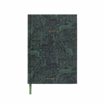 Rifle Paper Co - RP Fable Fabric Lined Journal