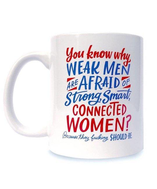 Emily McDowell EMMHG - Weak Men Mug